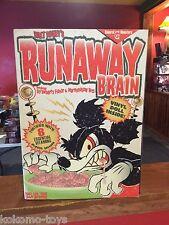 General Monsters Walt Disney Runaway Brain Chrome Silver Micky Mouse Vinyl Doll