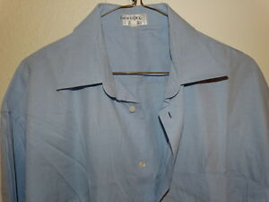 Zanella-Men-039-s-Dress-SHIRT-Sz-16-41