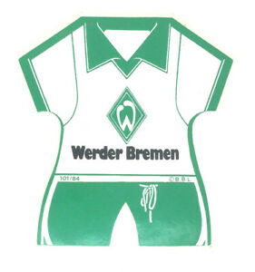 SV Werder Bremen Aufkleber Trikot Bundesliga Fussball #1171 - Kassel, Deutschland - SV Werder Bremen Aufkleber Trikot Bundesliga Fussball #1171 - Kassel, Deutschland