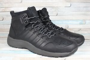 02ee89e1ee28c3 Image is loading Timberland-TB0A1NZ9001-FlyRoam-Trail-Mid-Black-Men-039-