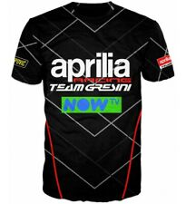 T-shirt  for bike Aprilia be a racer rs125 Tshirt  rs 125 motorcycle moto racing