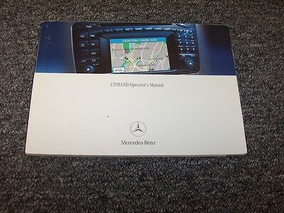 2003 MERCEDES C240 C320 C32 OWNERS MANUAL OWNER/'S BOOK C-CLASS AMG