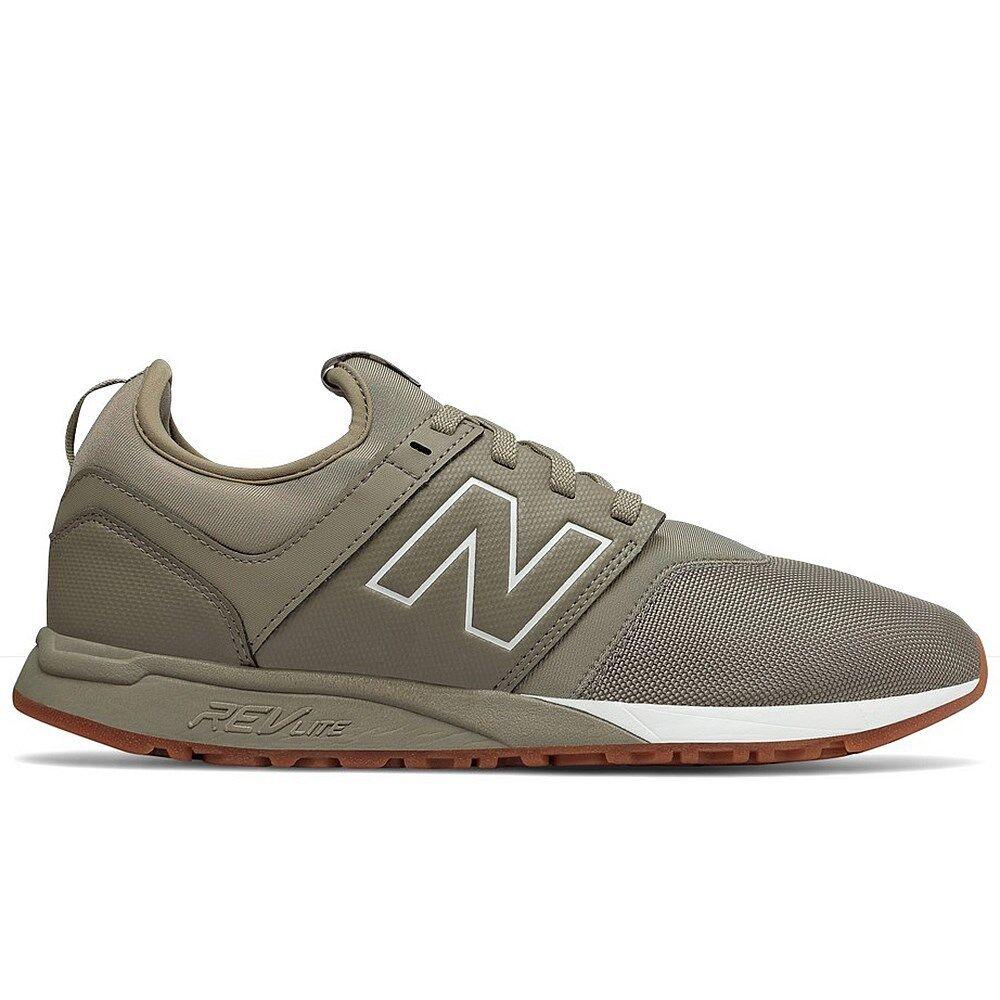 New Balance 247 V1 Running zapatos Fashion zapatillas Casual Khaki (D) NWT MRL247HK