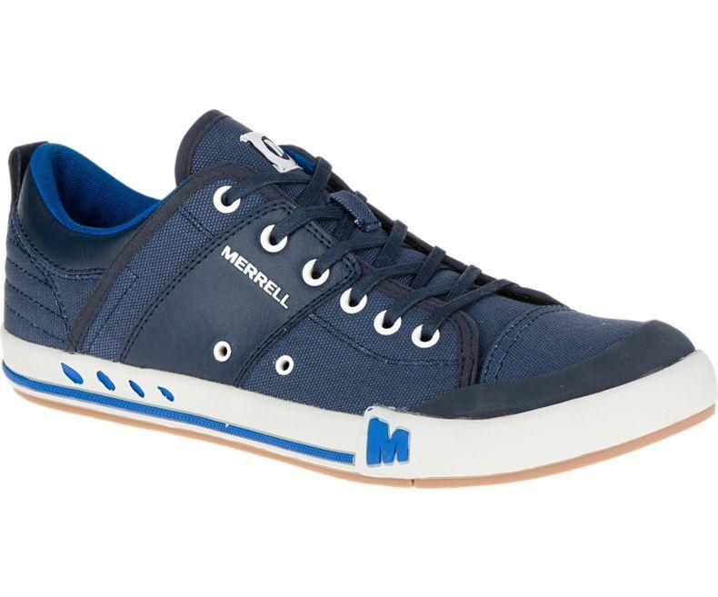 Merrell Rant Hombre Zapato J71209 Índigo Nuevo