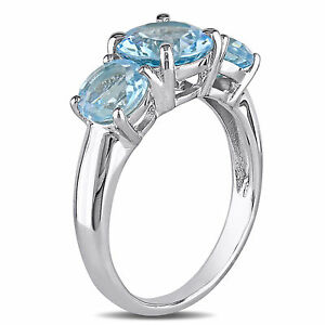 Amour-Sterling-Silver-Blue-Topaz-Three-Stone-Ring