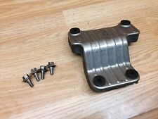 Kawasaki ZX9R ZX900r ZX9 Ninja 1999 Engine Top Damper Rubber With Chrome Plate