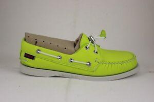caja Green Nuevo Shoes Docksides en Boat B500127 Vivid Sebago Txvqt7w8w