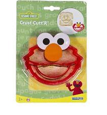 Sesame Street Sandwich Crust Cutter - Elmo Crust Cutter BPA Free  Free Shipping
