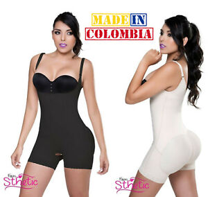Slimming Shaper Fajas Colombianas Levanta cola Moldeadora Post Surgery COLOMBIAN