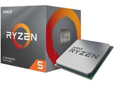 AMD RYZEN 5 3600X 6-Core 3.8 GHz (4.4 GHz Max Boost) Socket AM4 95W 100-10000002