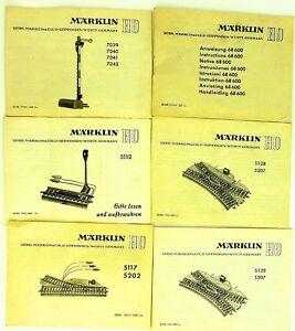 6-X-marklin-Manuel-Accessoire-5112-5125-5128-5117-7039-68600-5207-5202-7040-A