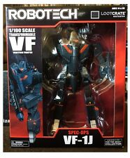Loot Crate DX Exclusive Robotech VF-1J Figure