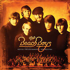 Beach Boys CD With The Royal Philharmonic Orchestra 2018 Capitol 17 Tracks