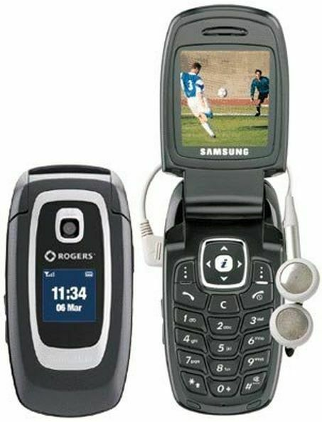 Samsung Corby Touch Sgh T566 Black Rogers Wireless Cellular Phone For Sale Online Ebay