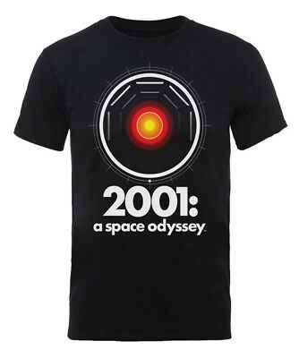 2001: A Space Odyssey /'Floating In Space/' Black NEW /& OFFICIAL! T-Shirt