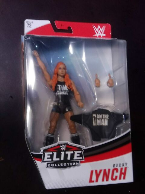 WWE Elite Collection 72-Becky Lynch Action Figure