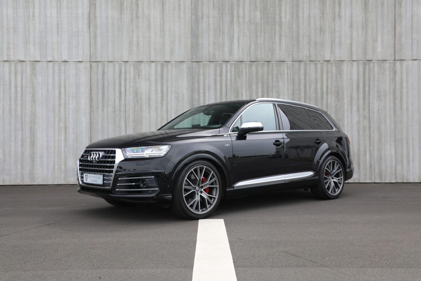 Audi SQ7 4,0 TDi quattro Tiptr. 7prs 5d - 7.196 kr.