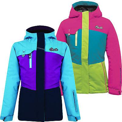 Dare2b Emulate II Girls Ski Jacket Waterproof Insulated Coat