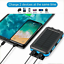 thumbnail 3 - 2021 Super 900000mAh 2 USB Portable fast Charger Solar Power Bank for Cell Phone