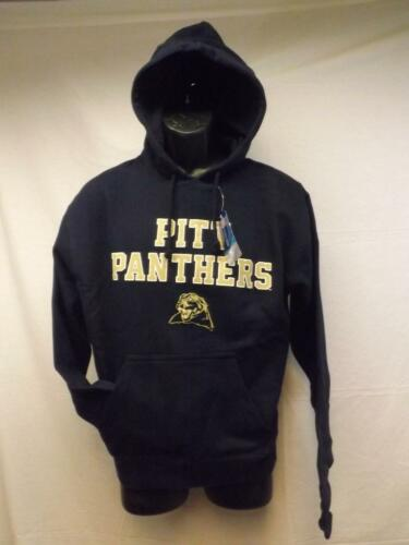 New Pitt Panthers Adult Mens Sizes S-M-L-XL-2XL Navy Hoodie