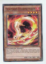 YU-GI-OH Lichtverpflichtetes Feuerfrettchen Common SDMP-DE017