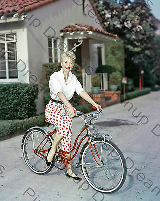 "Vintage 10"" x 8"" Photograph of Movie Queen Goddess Doris Day - re-print photo"