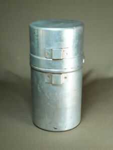 Vintage Coleman No. 530 Military Pocket Stove - carry Cylinder only - no stove