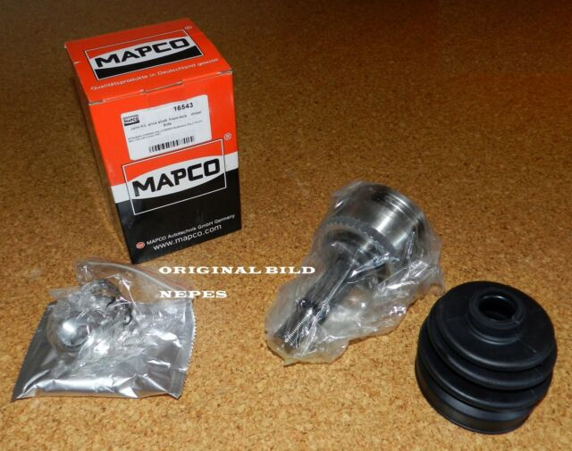 1 x MAPCO 16543 Gelenksatz Antriebswelle Antriebswellengelenk MITSUBISHI VOLVO