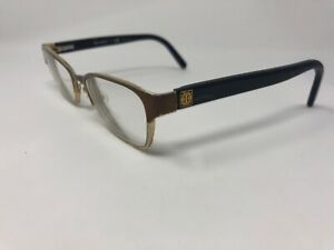 d9ca80785438 TORY BURCH Eyeglasses Frame TY1040 3032 51-18-135 Brown Gold ...