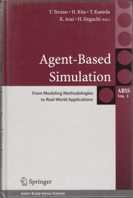 Agent-Based Simulation : Hajime Kita (Editor)