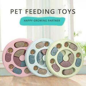Dog-Smart-Puzzle-Toy-Puppy-Treat-Dispenser-Interactive-Pet-Improve-Dog-039-s-IQ-C2S4