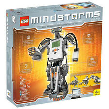 LEGO Mindstorms NXT (8527)-NEW FACTORY SEALED-FREE SHIPPING