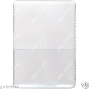 image is loading auto insurance registration id card holders clear plastic - Insurance Card Holder