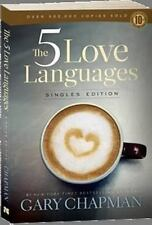 The 5 Love Languages Singles Edition, Chapman, Gary D