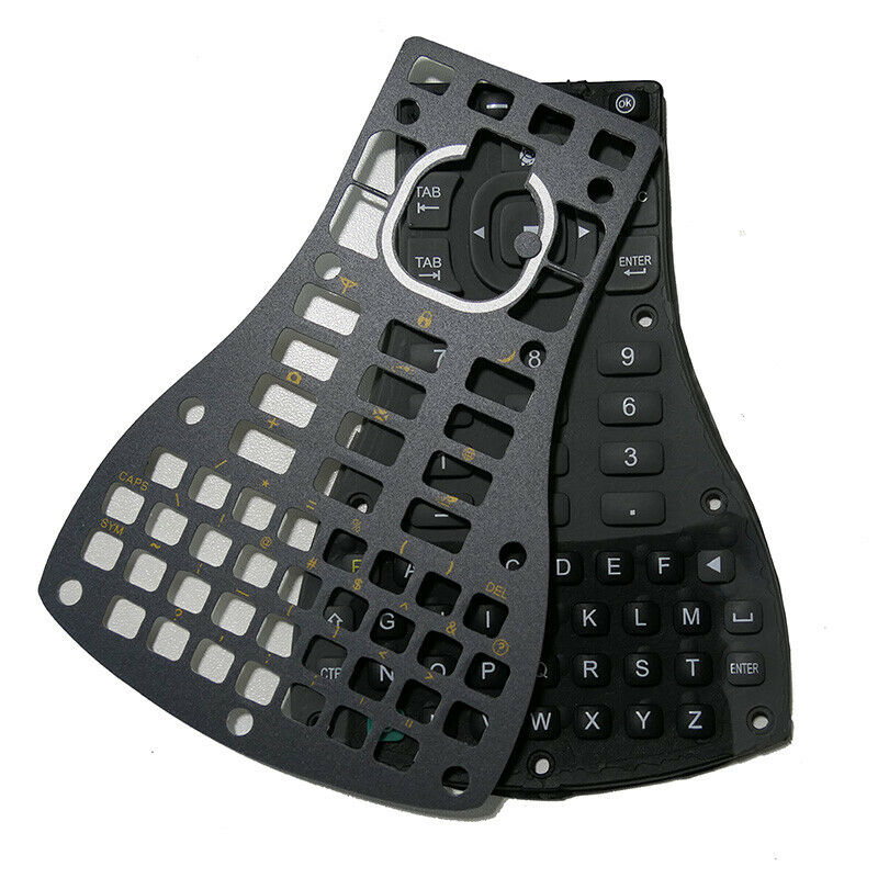 ABCDE Version Keypad Keyboard Overlay Replacement for Trimble TSC3