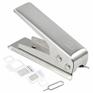 Nano-Sim-Card-Cutter-amp-3-Adaptors-for-iPhone-4-4S-5-iPad-3-and-Above
