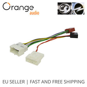 Enjoyable Wiring Harness Adapter For Opel Vauxhall Vivaro 2013 Iso Connector Wiring Digital Resources Indicompassionincorg