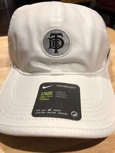 ea2177a48 Details about Nike TDE Kendrick Lamar Championship Tour Pop Up Hat White
