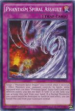 x3 Phantasm Spiral Assault - MACR-EN074 - Common - 1st Edition Yu-Gi-Oh! M/NM