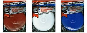 3 Wiffle®  Flying Saucers Frisbees Discs New!