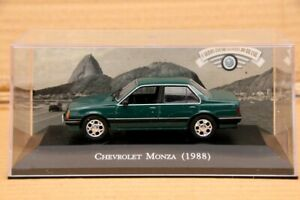 1-43-Ixo-Chevrolet-Monza-1988-DIECAST-cars-models-Limited-Edition-Collection-Toy