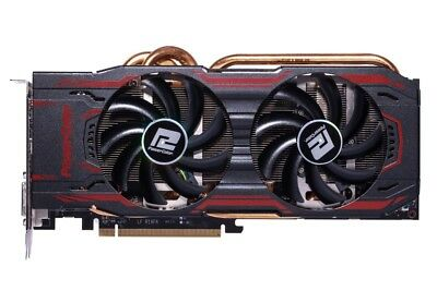 * Nuovo Amd Radeon R9 280x 3gb Powercolor Apple Mac Pro Upgrade Card | Iva 19% *-