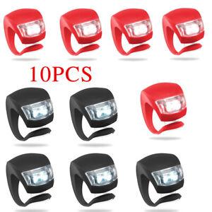 10-pezzi-luci-a-led-per-biciclette-anteriore-e-posteriore-bianco-e-rosso