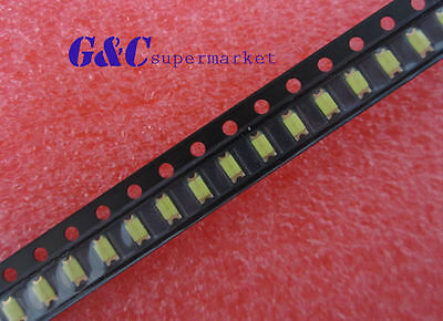 50Pcs Smd Smt 1206 Super Bright Red Led Lamp Bulb mi