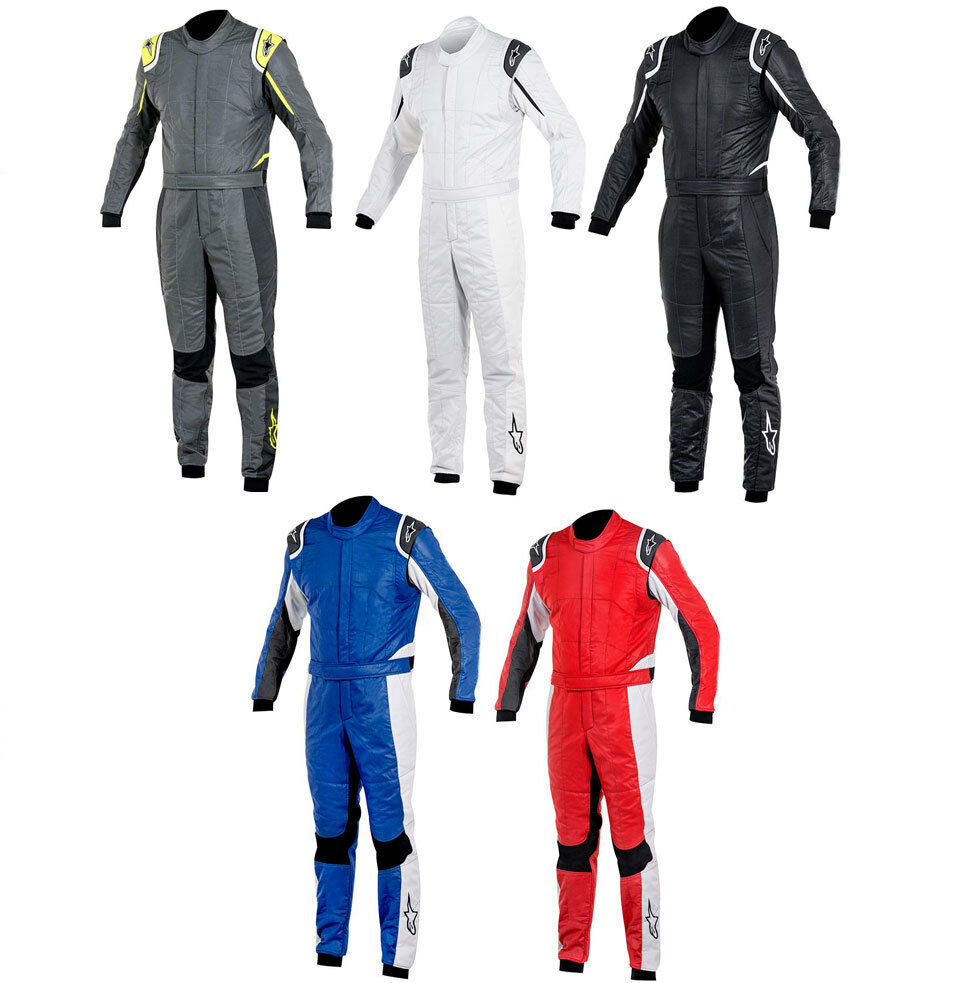 Alpine star Go Kart Racing Suit CIK-FIA Level  2 Approved With Free Gift  save 60% discount