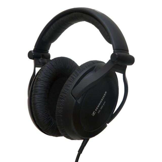 New Sennheiser HD 380 Pro Closed-back Professional Monitor Headphones Dealer!