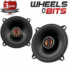 "JBL CLUB 5020 2x 120 Watt 13cm 5.25"" Zoll Koaxial Autolautsprecher 2 Way"