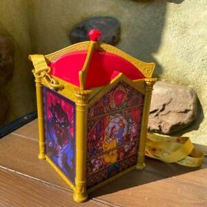 Popcorn Bucket Beauty and the Beast /& Rapunzel set Tokyo Disney Resort Limited