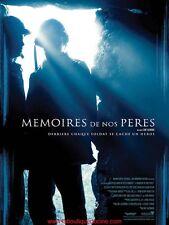 MEMOIRES DE NOS PERES Affiche Cinéma / Movie Poster CLINT EASTWOOD