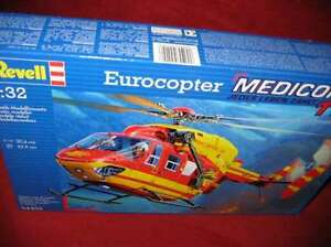 REVELL-04402-1-32-EUROCOPTER-MEDICOPTER-117-NEU-OVP
